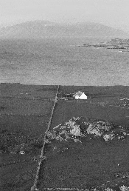 Cnoc-Culphail from Dun I