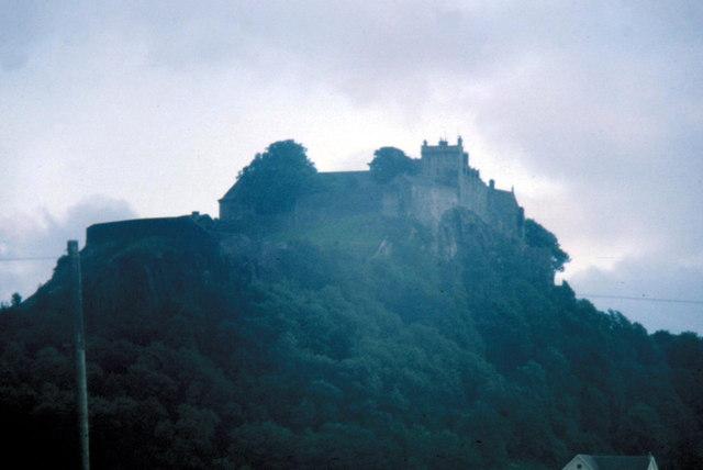 Stirling Castle - 1981