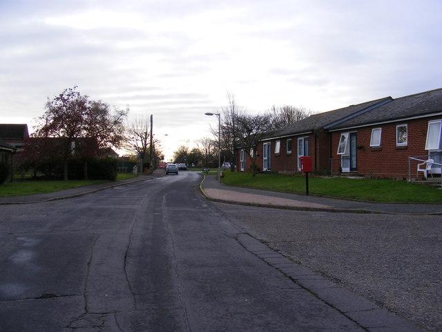 Bell Lane & 7 The Walk Postbox