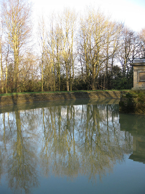 Reflections in the Reservoir