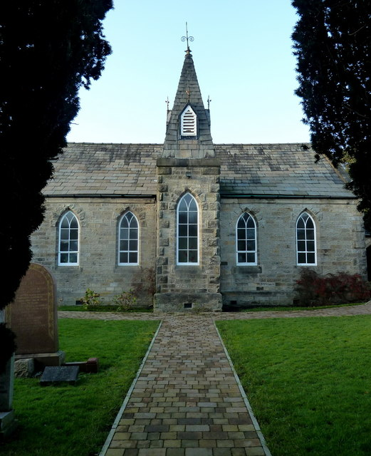 Congregational chapel, Nether Kellet