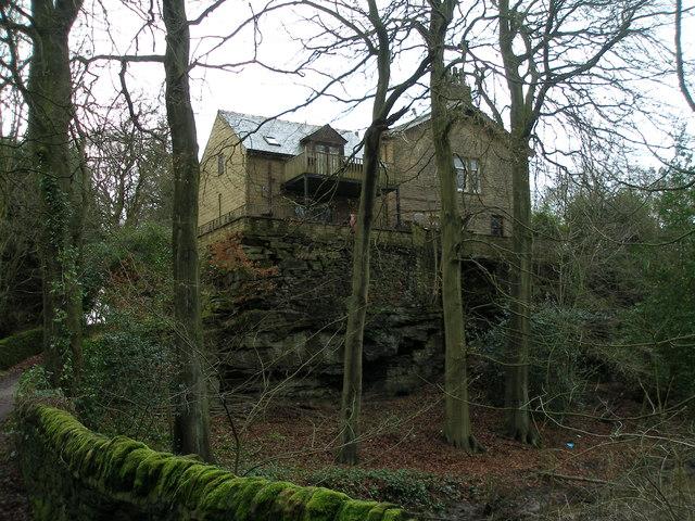 House on Ellar Carr Road
