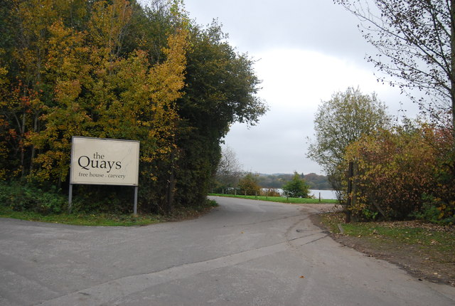 Entrance to The Quays
