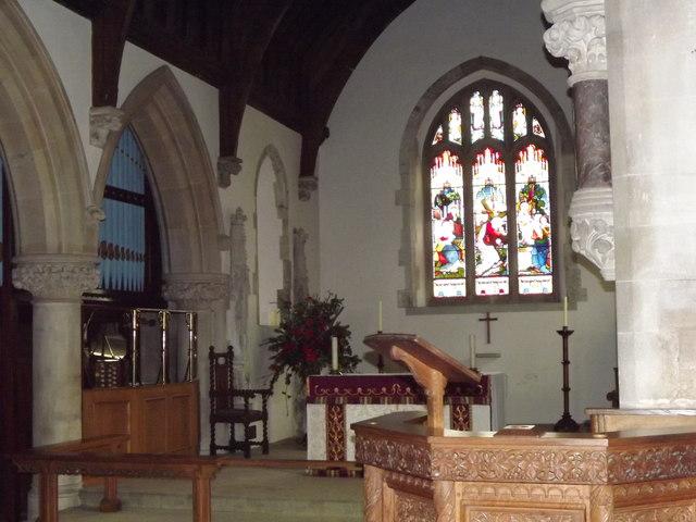 Frensham Church