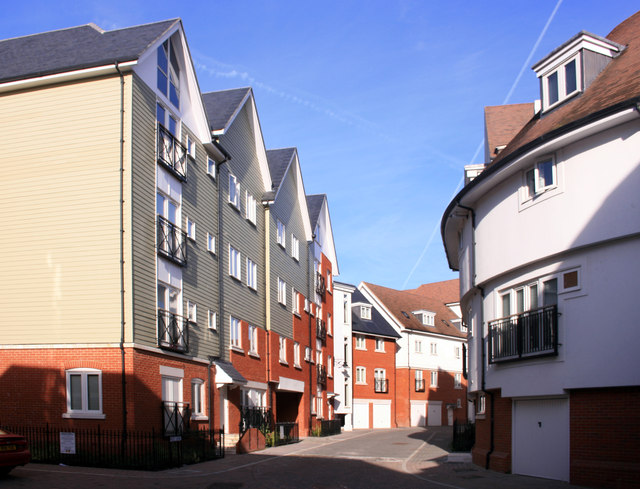 New Housing, Canterbury