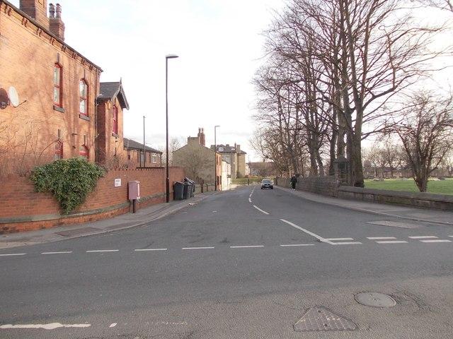 Church Road - Wesley Road