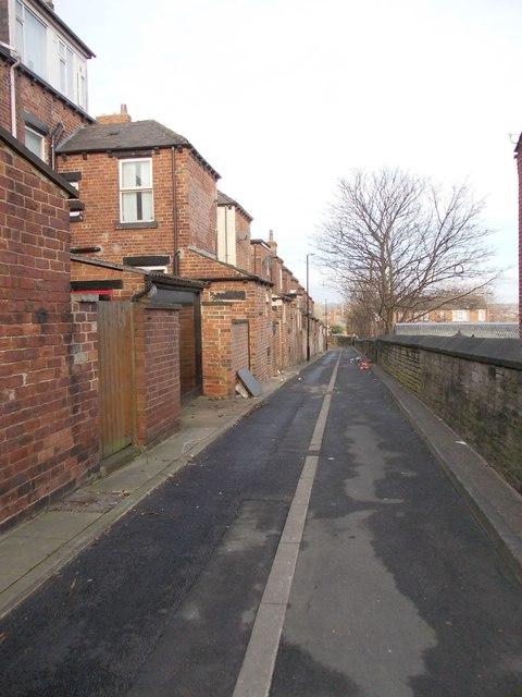Back Wesley Road - Church Road