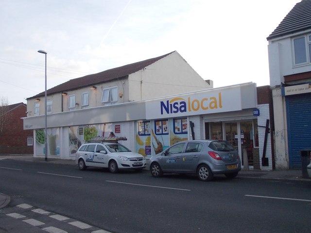 Nisa Local - Hall Lane