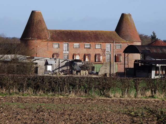 Old Oasts, Pitt Farm