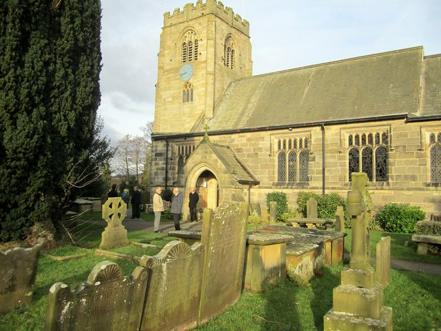 The Parish Church of St Thomas a Becket, Hampsthwaite