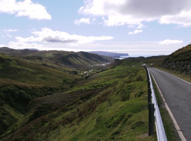 Allt Mor Gorge