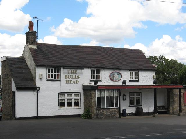 Abbots Oak Bulls Head Pub