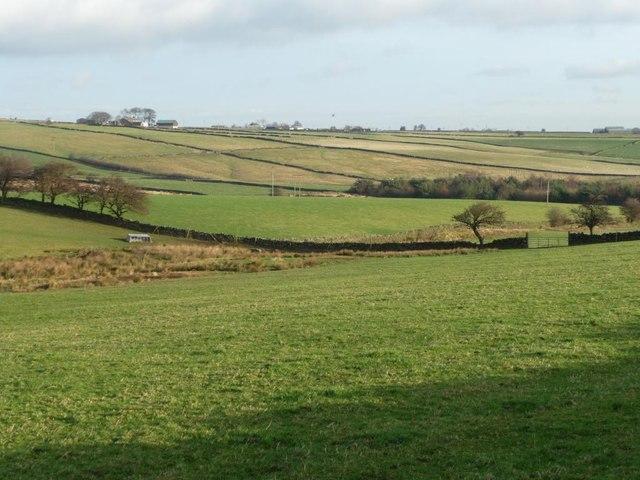 The valley of Blackwater Dike