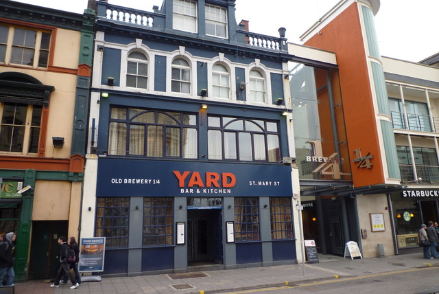 """The Yard - Brains Pub formerly known as """"The Albert"""""""