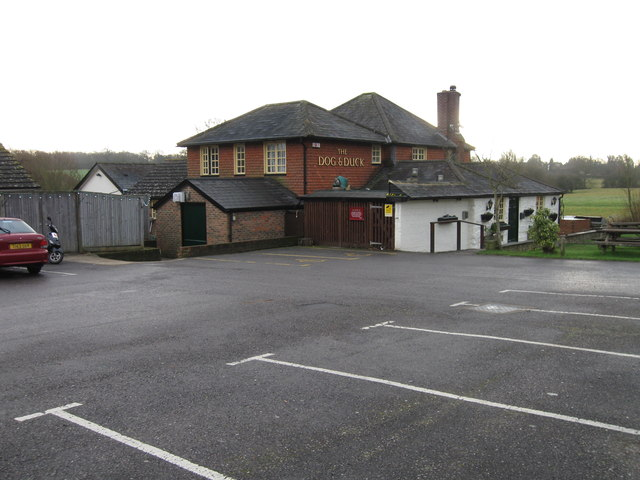 The Dog & Duck, Outwood