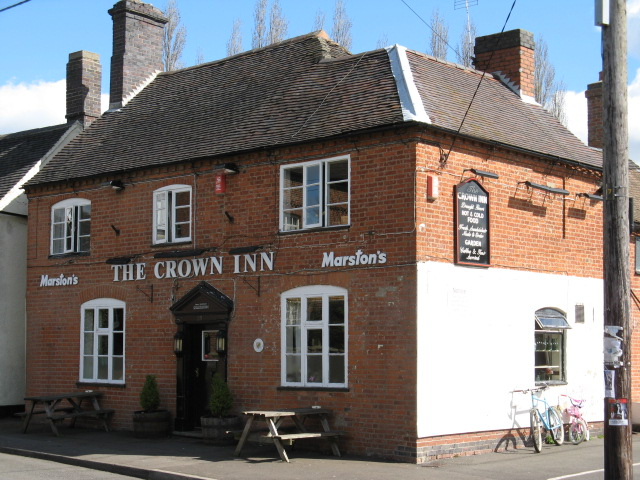 Appleby Magna Crown Inn