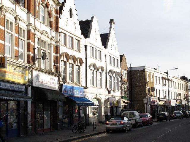 High Street, Harlesden, NW10