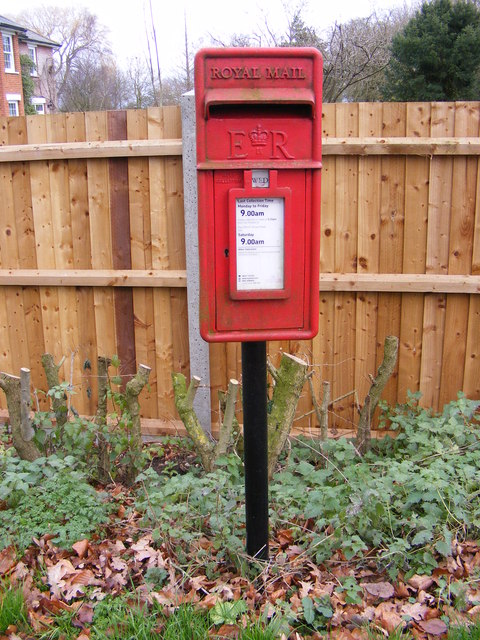 Wootten Green Postbox