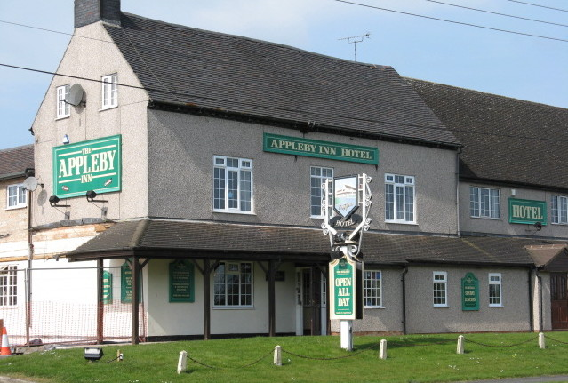 Appleby Inn Hotel Swadlincote