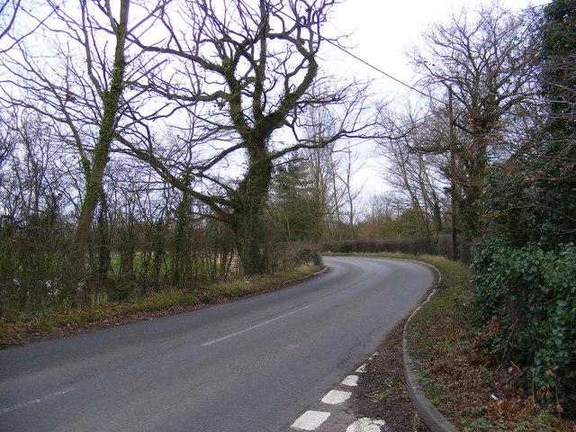 B1118 Wilby Road