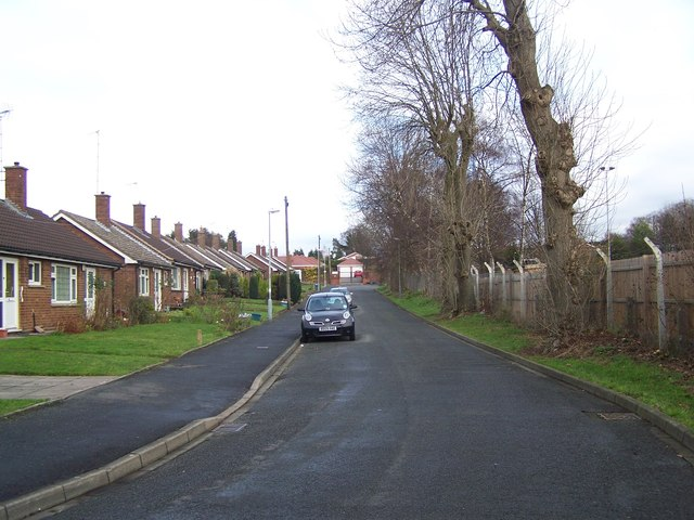 Brown's Drive, Boldmere