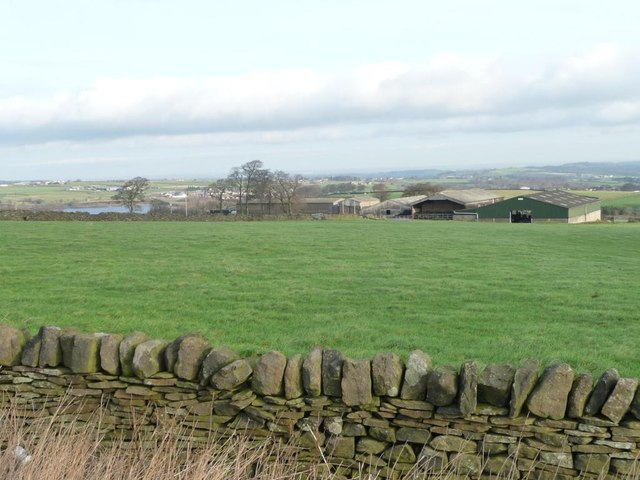 Buildings at Annat Royd Farm