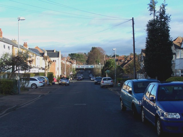 Station Road, Wylde Green