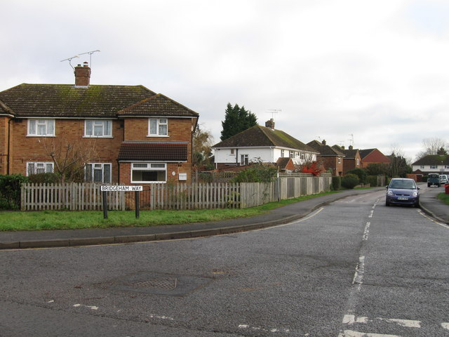 Bridgeham Way, Smallfield