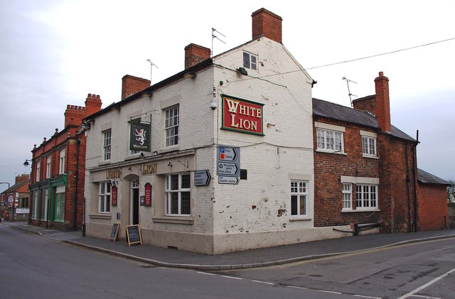 White Lion (1), 1 High Street, Wem