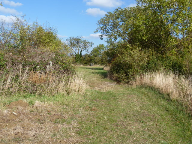 Footpath to Sheen Hill [1]