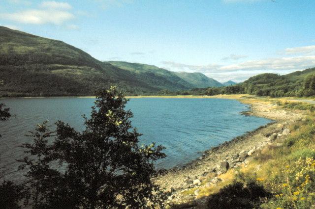 Loch Creran - 1981