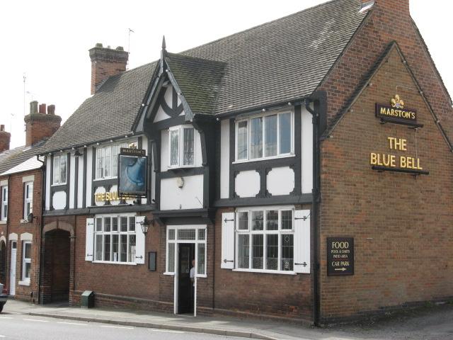 Ashby de la Zouch Blue Bell Pub