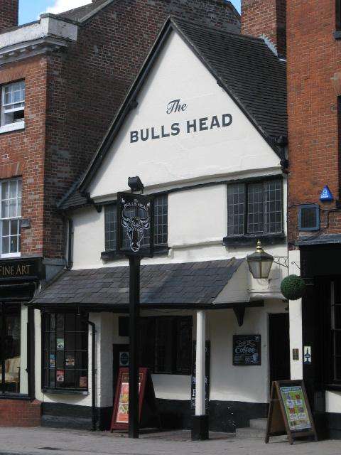 Ashby de la Zouch Bulls Head Pub