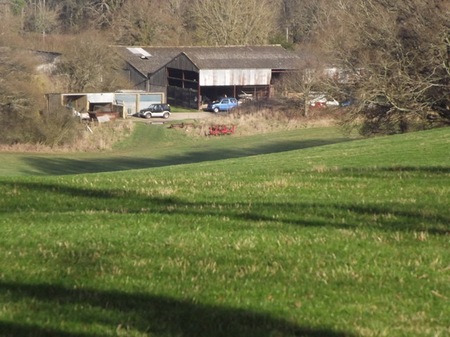 Hillside Above Woodhill Farm