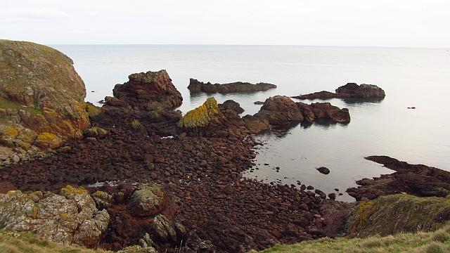 Burnmouth Bay