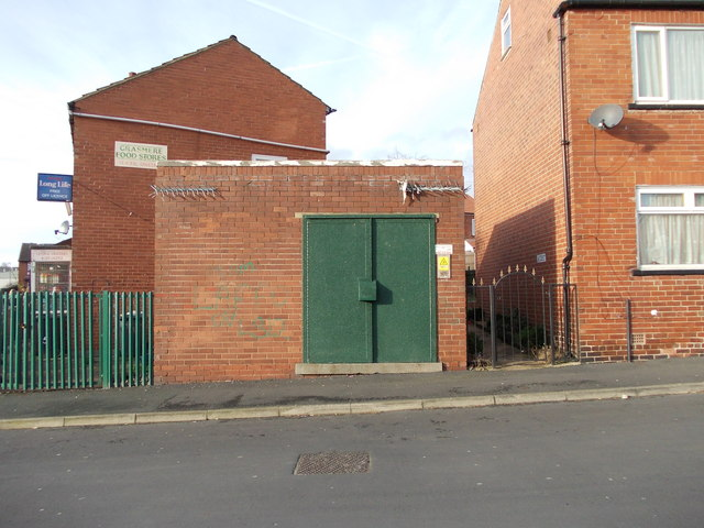 Electricity Substation No 2068 - Armley Grove Place