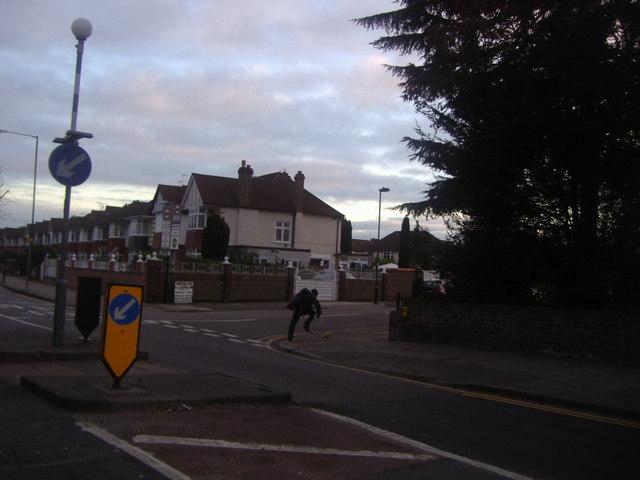 Bullsmoor Lane, Freezywater