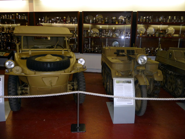 Donington Grand Prix Museum, Castle Donington
