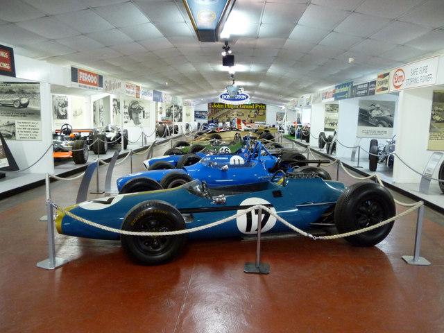Donington Grand Prix Motor Museum, Castle Donington