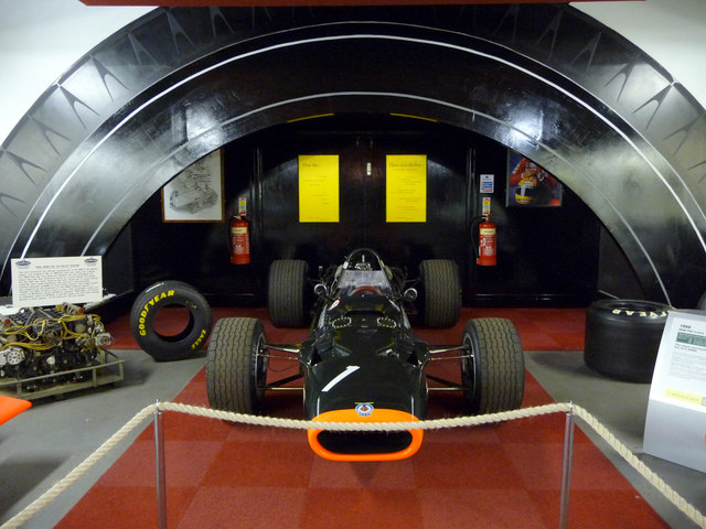 Donington Park Grand Prix Museum, Castle Donington