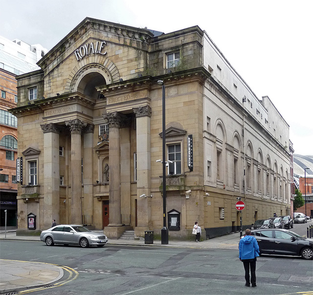 Theatre Royal, Peter Street, Manchester