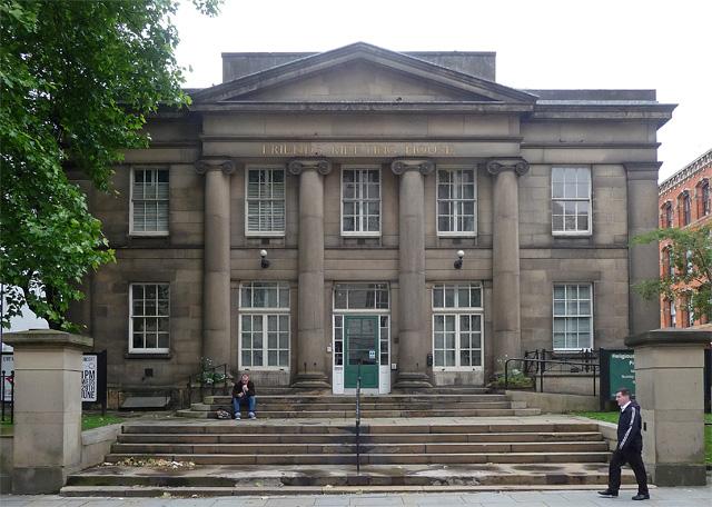 Friends' Meeting House, Mount Street, Manchester