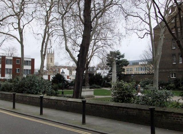 Dovehouse Green, Dovehouse Street SW3