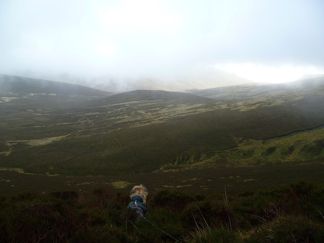 Above Tod Gill