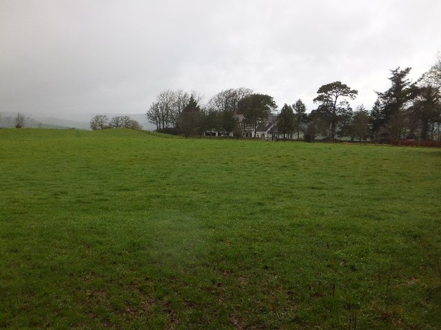 Earthworks of Cranmore Castle