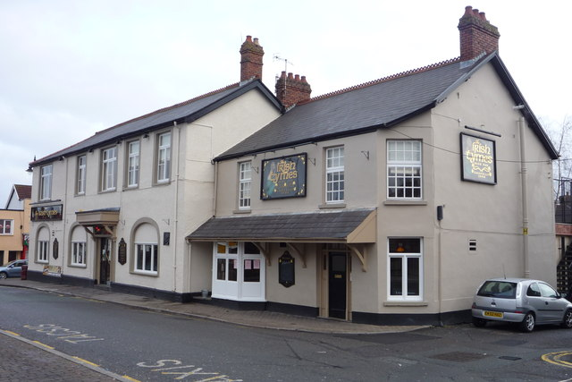 The Irish Tymes Pub in Caerphilly