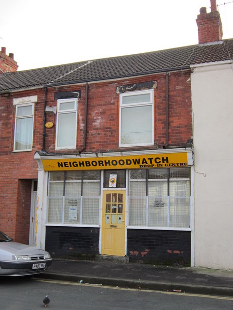 The Neighborhoodwatch Drop in Centre