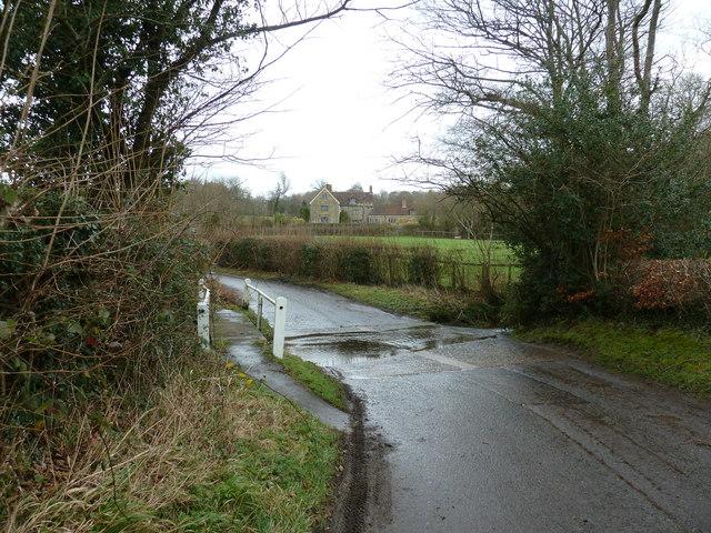 Ford on Oldlands Hill