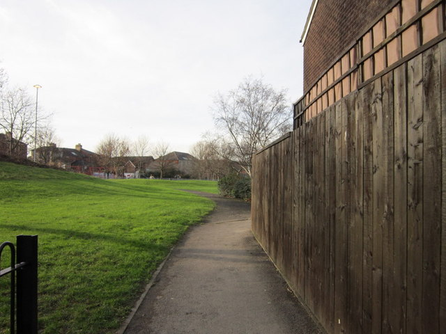 A small park off Vane Street, Hull