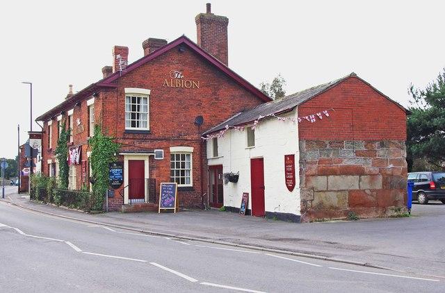 The Albion (2), 2 Aston Street, Wem